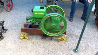 moteur JOHN DEERE