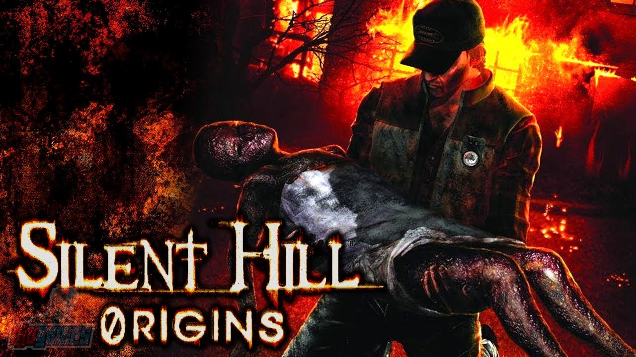 Silent Hill Origins Part 1 Horror Game Let S Play Ps2 Gameplay