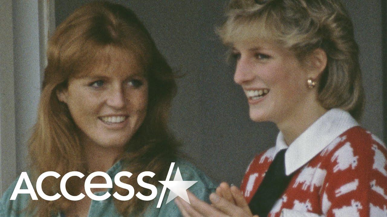 Princess Diana and Sarah Ferguson's secret trip royal fans NEVER ...