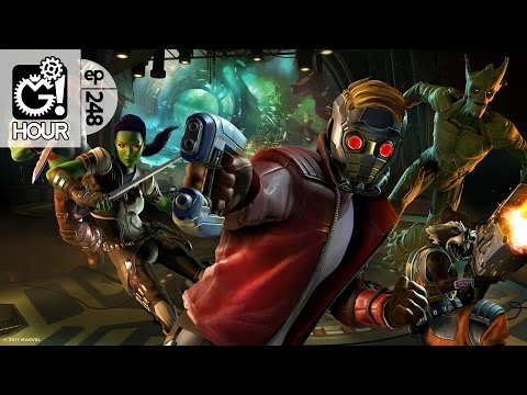 The OMG! Hour 248: Telltale's Guardians of the Galaxy / The Sexy Brutale / Fated: The Silent Oath