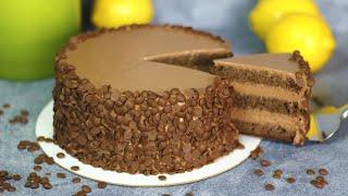 Нежный и вкусный Шоколадный ПП торт Низкокалорийный пп рецепт без сахара