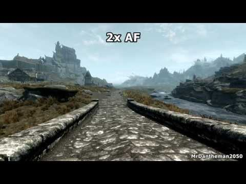 What is Antialiasing and Anisotropic Filtering