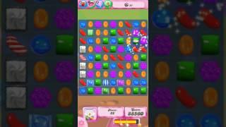 Candy Crush Saga Level 665 - NO BOOSTERS