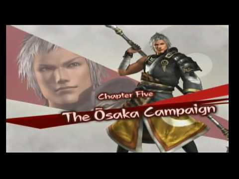 Samurai Warriors 3 - Kiyomasa's Story 5 - The Osaka Campaign