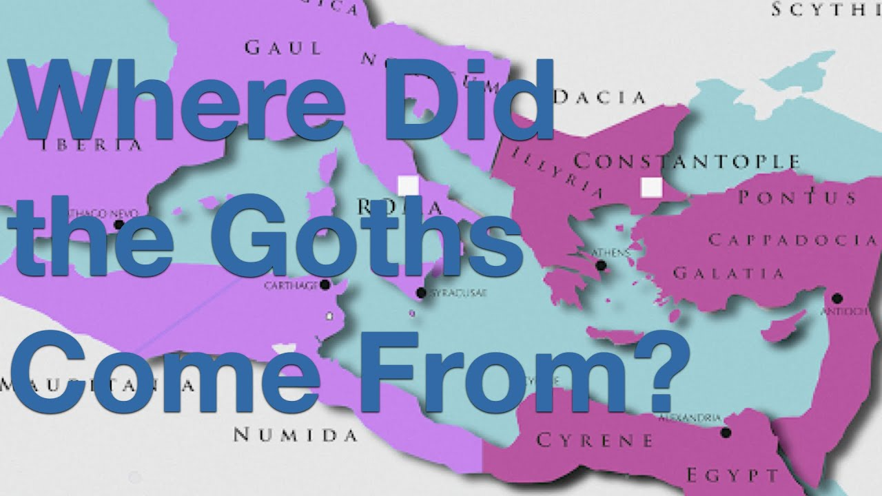 Download Where Did the Goths Come From?