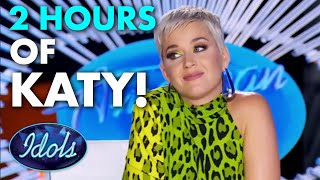 2 HOURS OF KATY PERRY'S BEST MOMENTS | Idols Global