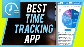 How to Track Time - BEST Time Management App