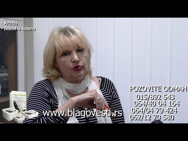 Orlov dar - preporuka - Vesna Tošić