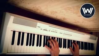 Westworld s1e7 OST - End Theme - Piano Cover