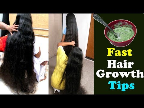 Hair Care Tips -- How to Grow Long Thicken Hair -- Best Remedy For Hair Growth -- Health Tips -- GSE - 동영상