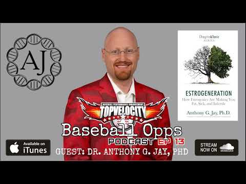 DNA Performance Enhancement with Dr. Jay on Baseball Opps with TopV