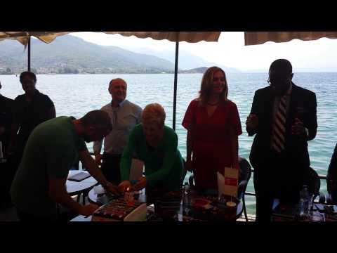 Howard Gospel Choir- Happy Birthay to Ohrid Summer Festival