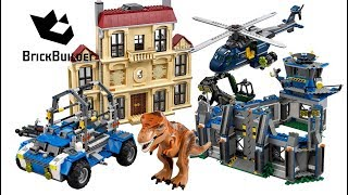 Lego Jurassic World All Sets - Lego Speed build