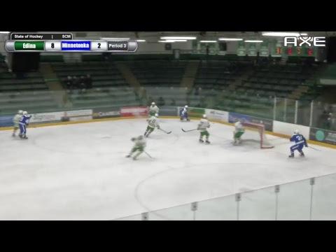 Minnesota High School Hockey | Minnetonka vs Edina
