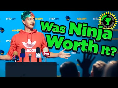 Game Theory: Was Ninja Worth It? (The Ninja Mixer Deal)