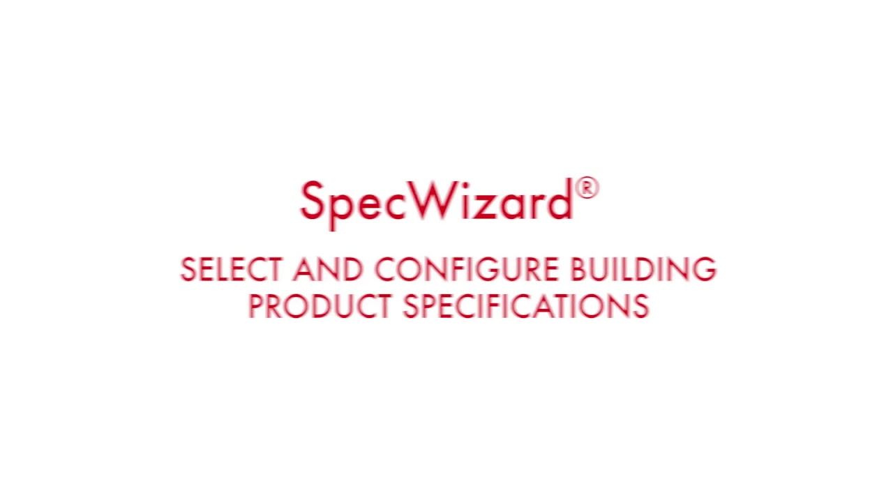 Specwizard Video For Mca Clay Roof Tile