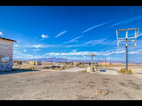 ABANDONED Ghost Town Near Area 51