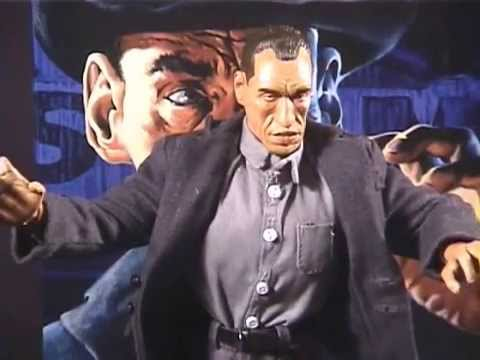 "Rondo Hatton 12"" Collectible Figure - CollectionDX"