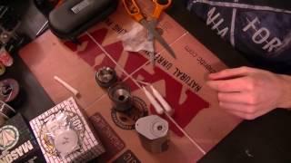 Mason DumpTank 40mm RTA   VaperGate Apžvalga