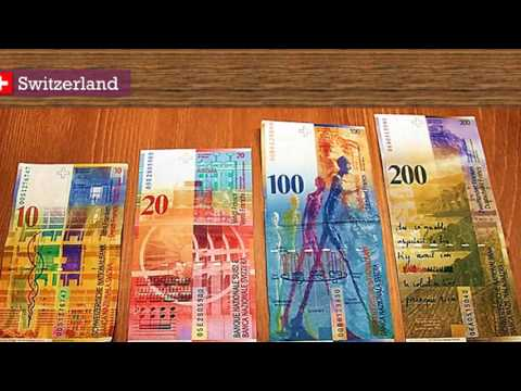 Top 5 best looking banknotes in the world