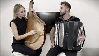 Kuzma Skryabin - The Old Photos ( Bandura and Accordion Cover )