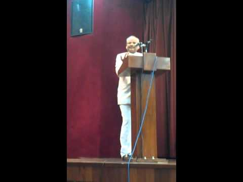 Justice M Karpagavinayagam speech as chief Guest  at Russian centre of science and culture