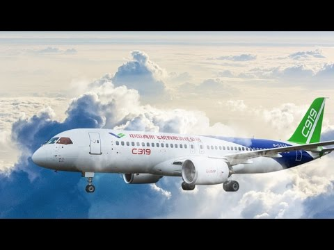 China's C919: A Challenge To Airbus And Boeing?