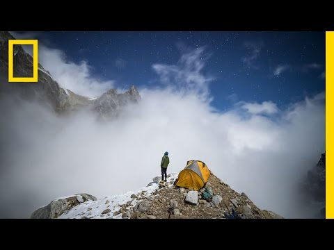 "Epic Mountain Climb Proves ""Exploration Is Not Dead"" 