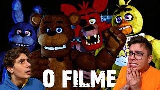 NOVO FILME DO FIVE NIGHTS AT FREDDYS?! *muito tenso!*  😱
