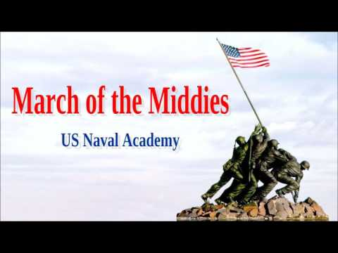 March of the Middies -US Naval Academy