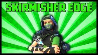 Skirmishers Edge Hero Spotlight | Fortnite Save The World