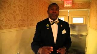WIN Foundation Restoring Hope Gala - Inspiring Comments By Senator James Sanders Jr NY
