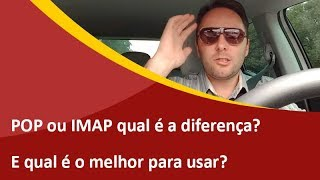 Pop ou Imap entenda a diferença, qual é o melhor pra usar no outlook, celular e Tablets