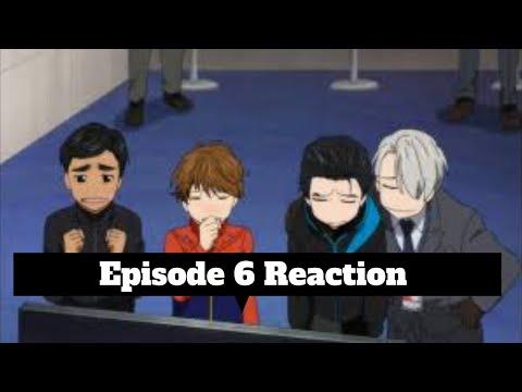 Yuri On Ice Blind Reaction Episode 6 English Dubbed + Recap