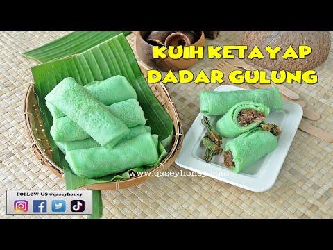 Resepi Kuih Lenggang Azie Kitchen