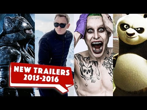 2015 -16 Latest Upcoming Movies | Interactive Trailer Shelf HD (Part 2)