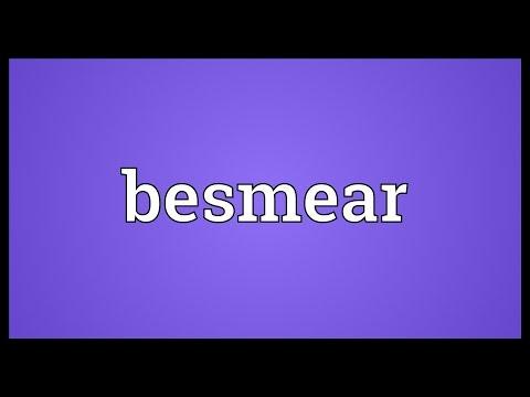Header of besmear