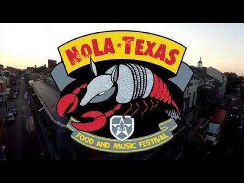 NOLA, Texas Food And Music Festival 2016
