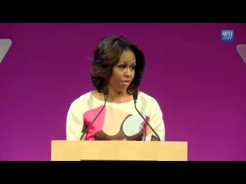 The First Lady speaks in Beijing on the Importance of Studying Abroad (edited version)