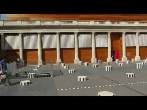 Триумфальная арка Пале-Рояль 28.07.2014
