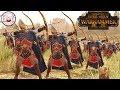 Kholek vs Everqueen - Total War Warhammer 2 - Online Battle 173
