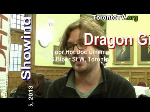 TorontoTV 多倫多網上電視 Dragon Girls Director Interview 20130705
