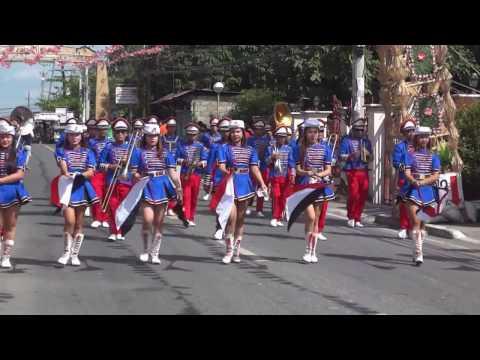 Talisay Batangas Town Fiesta 2017 (Marching Band Parade)