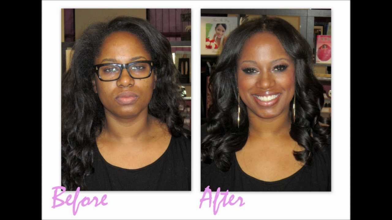 Tri Mix Before After : Before and after makeovers youtube