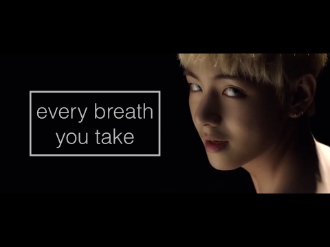 BTS || Every Breath You Take - YouTube