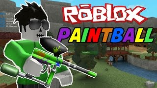 LE SEUL COUP?! - Roblox MAD Paintball (PC)