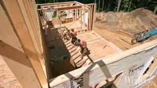 Time Lapse of House Construction mp4