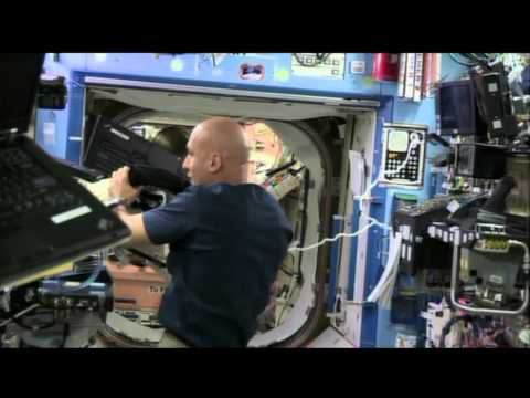 ISS Expedition 36 Space Station Live! From Mission Control Houston July 1