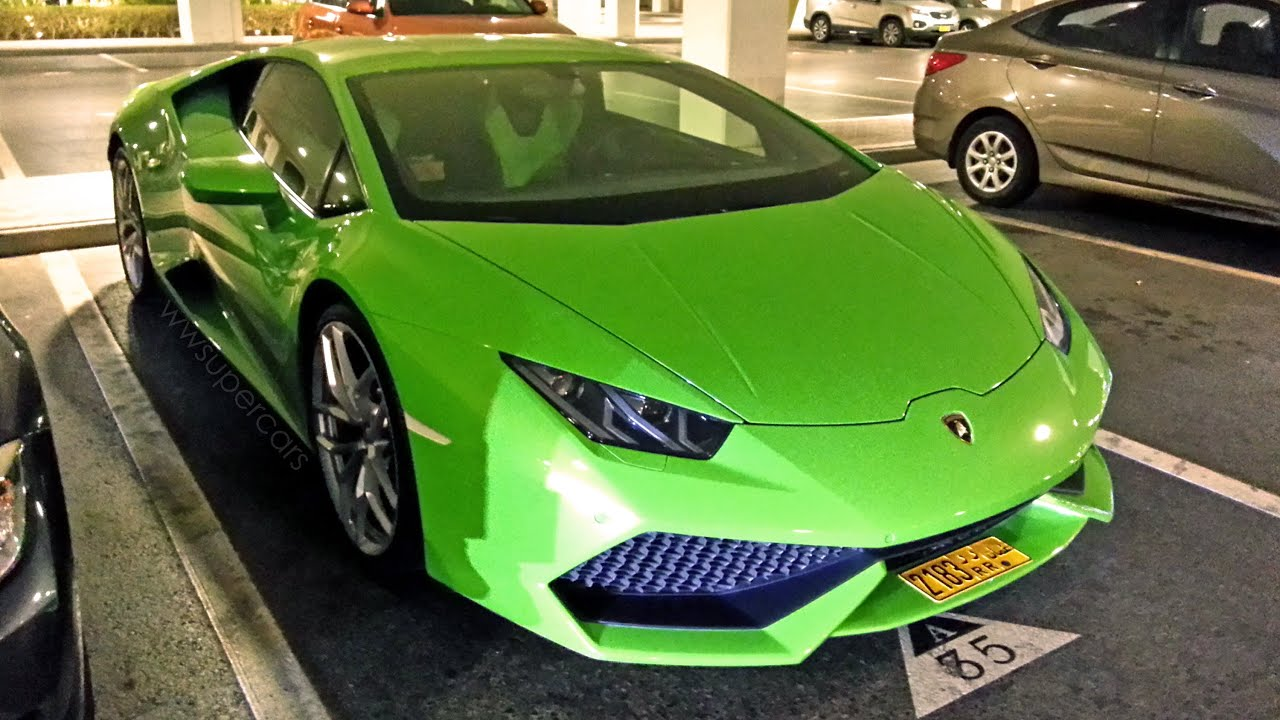 lamborghini huracan lp610 acceleration in muscat oman youtube. Black Bedroom Furniture Sets. Home Design Ideas