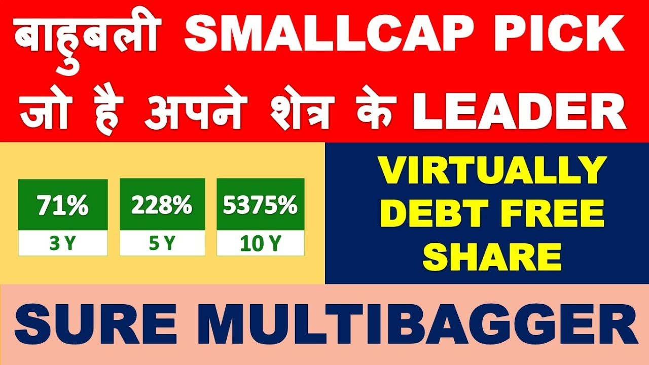 Best small cap stock to buy now | multibagger stocks 2019 ...